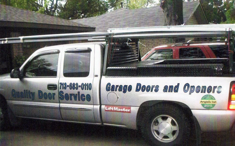 Why do business with Quality Door Service?
